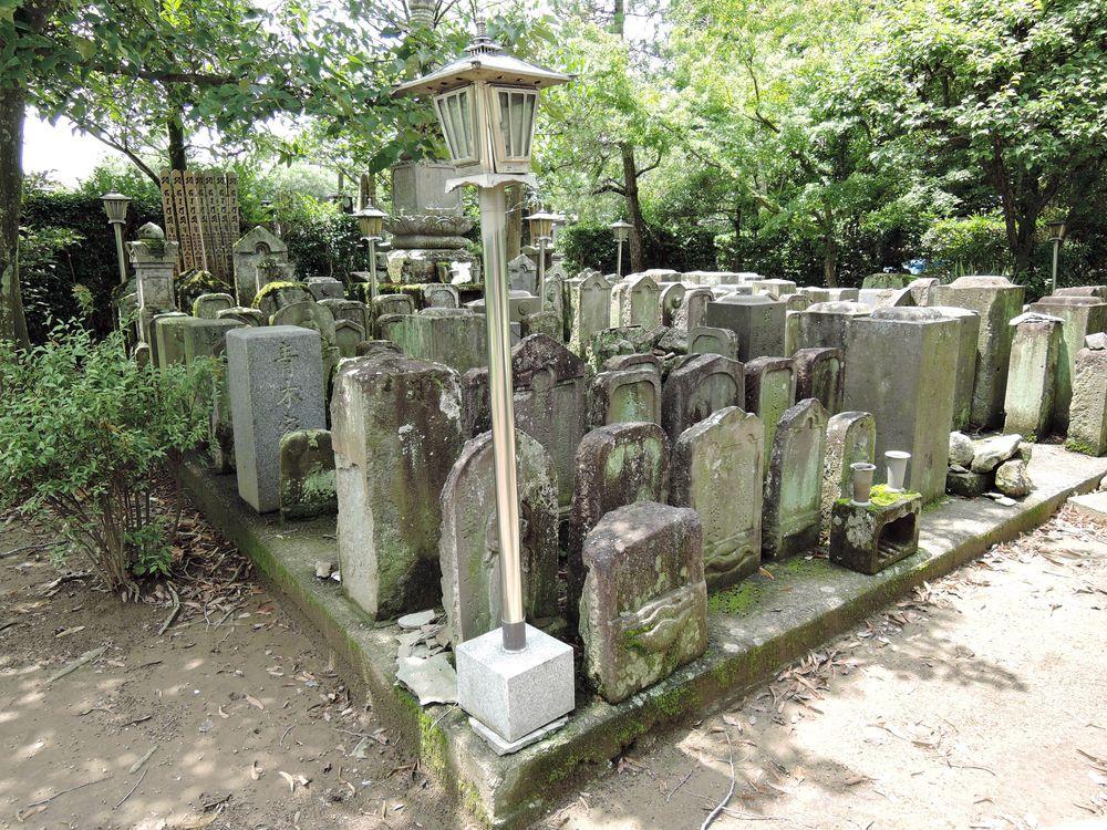 無縁仏墓所