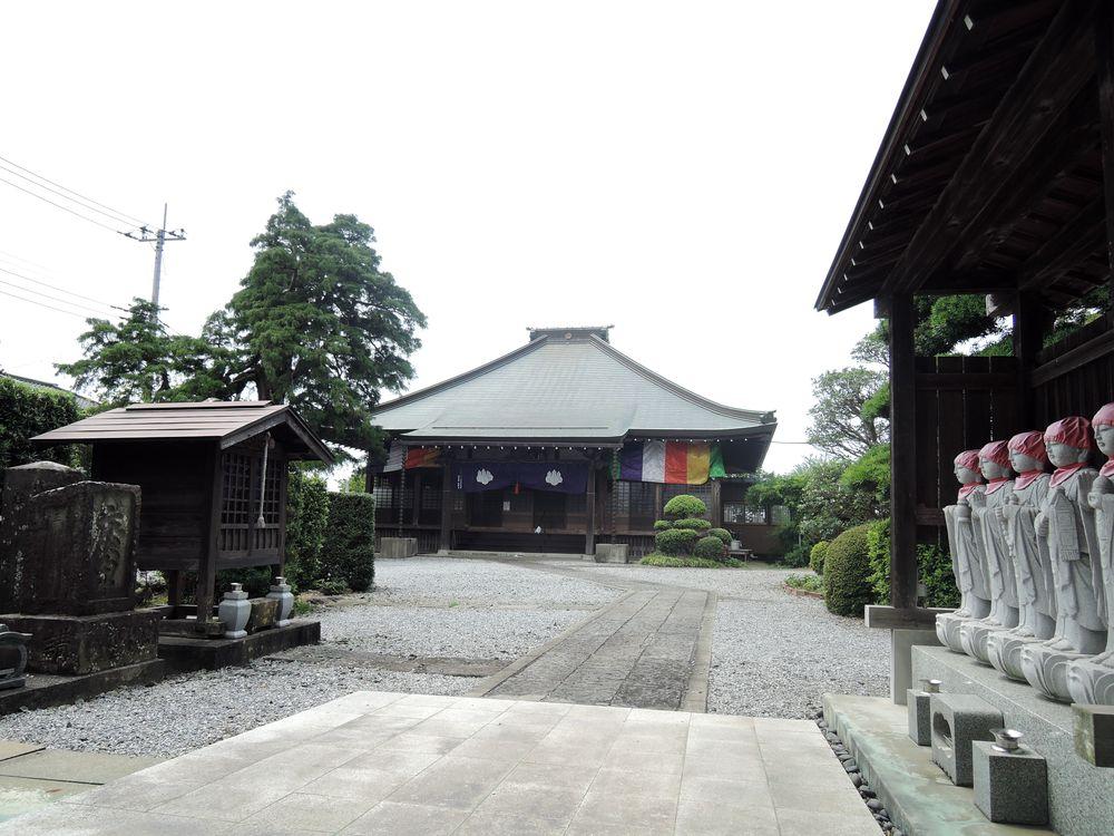 徳蔵寺|越谷市大吉