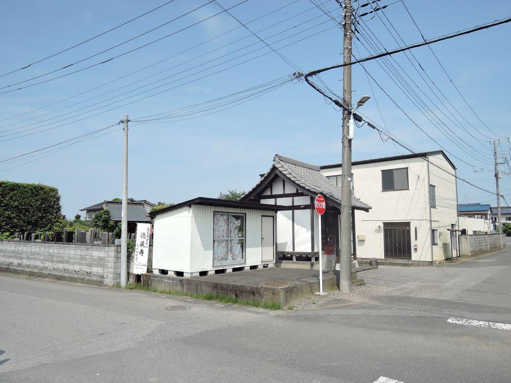 徳蔵寺(越谷市大吉)