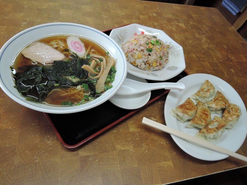 ラーメン・チャーハン・餃子