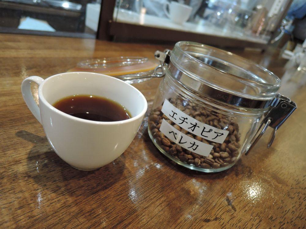エチオピア産コーヒー・ベレカ