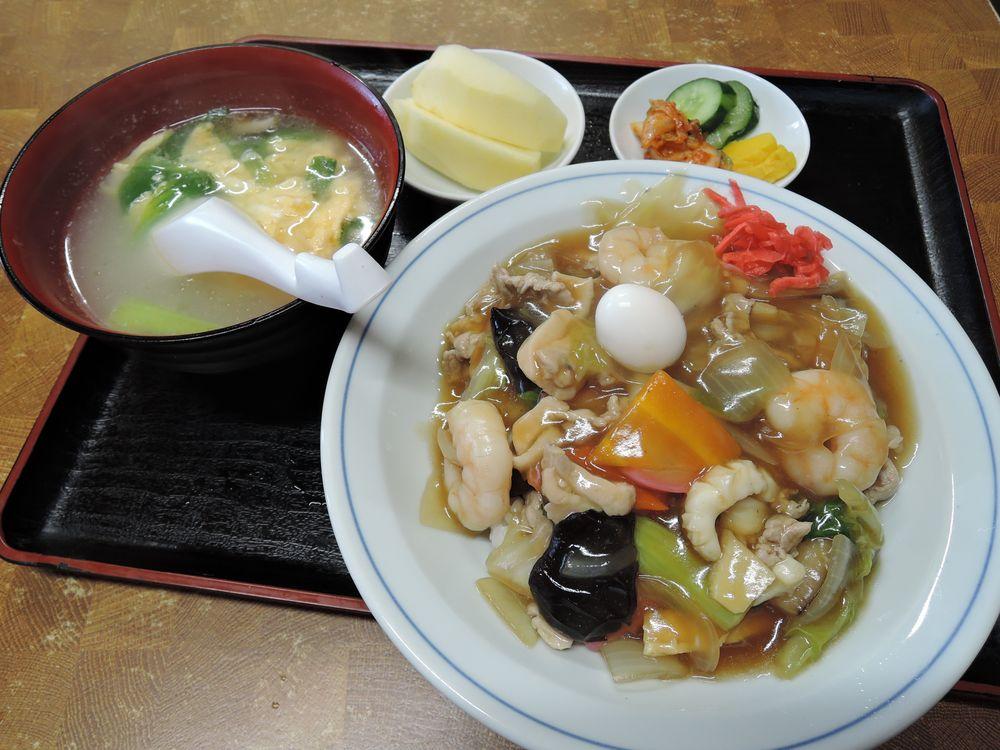 中華丼|定食