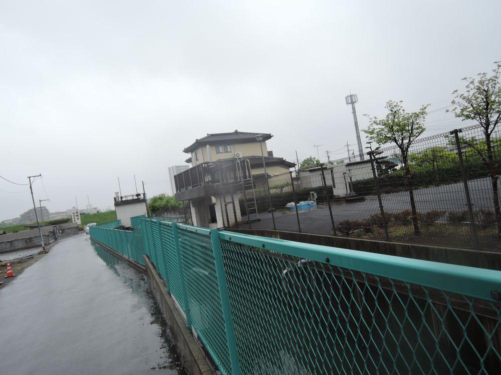 四条幹線排水路