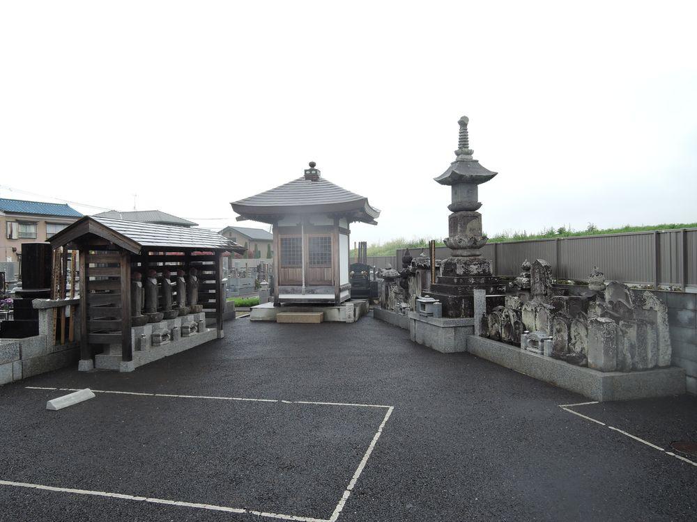 墓地内|金剛寺四条東墓地