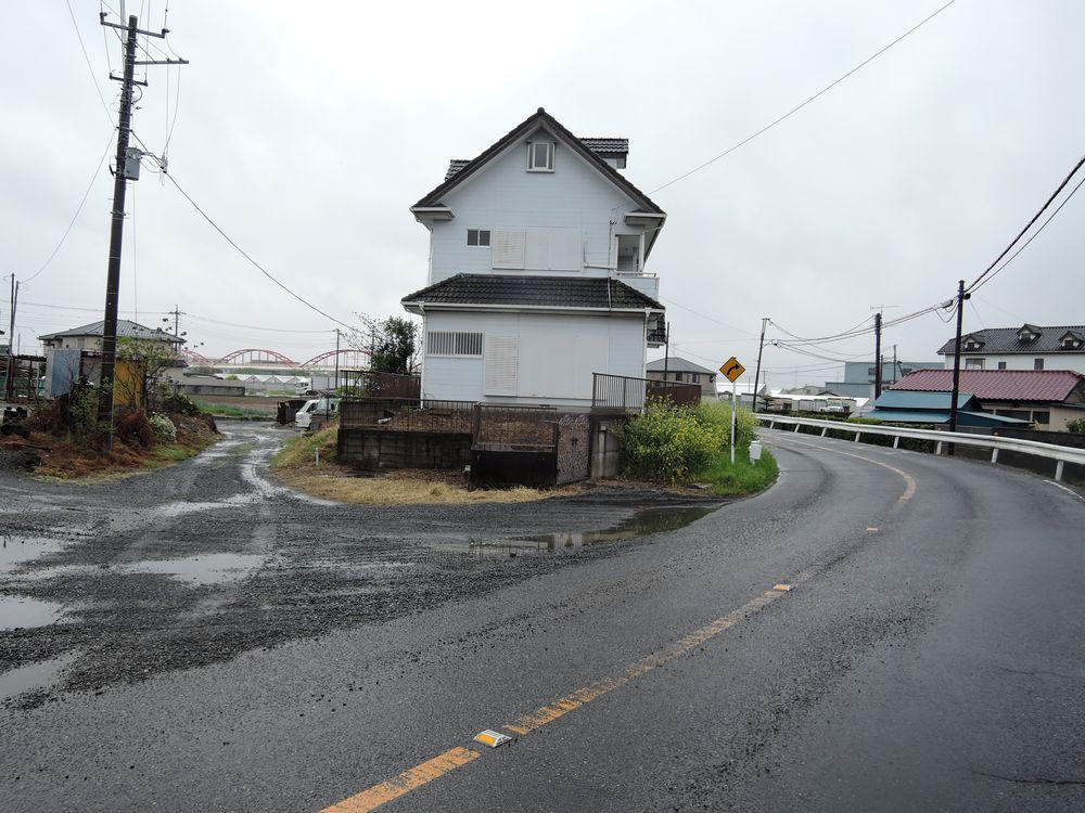 庄次郎池跡|東町くぬぎ通り沿い