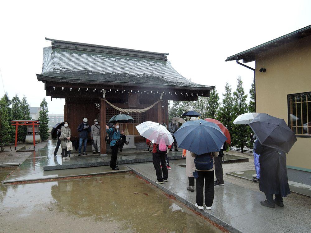 境内|日枝神社・天満天神