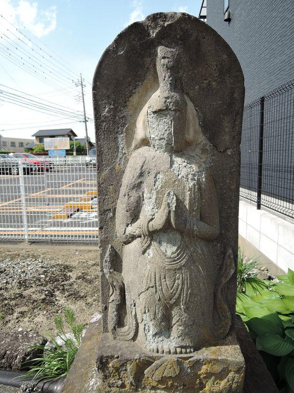 馬頭観音菩薩像