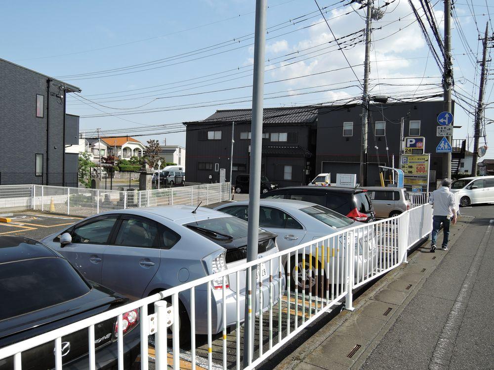 センチュリー第5駐車場 南荻島