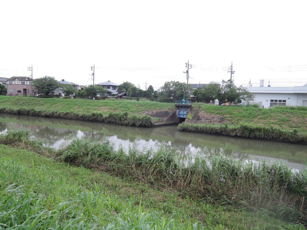 花田第四樋門