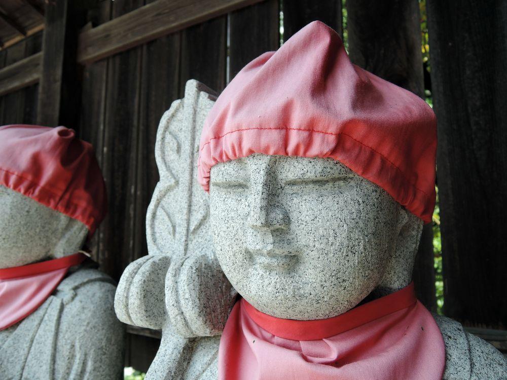 延命地蔵|徳蔵寺(越谷市大吉)