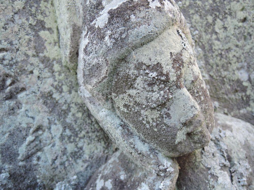 如意輪観音|神明町の個人墓地